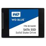 WDS100T2B0A, Твердотельный накопитель SSD WD Blue 3D NAND ...