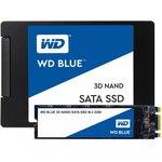 """Фото 2/2 WDS100T2B0A, Твердотельный накопитель SSD WD Blue 3D NAND WDS100T2B0A 1ТБ 2,5"""" SATA-III (TLC)"""