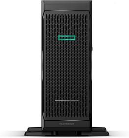 Фото 1/5 P11050-421, Сервер HPE HPE ProLiant ML350 Gen10 4208 2.1GHz 8-core 1P 16GB-R E208i-a 4LFF 1x500W RPS Server