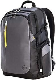 """Рюкзак DELL Tek (NPJXM) 17"""" нейлон серый [460-bbkm]"""