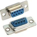 Фото 5/6 DB-9F (DS1033-09F), Гнездо 9 pin на кабель (пайка)