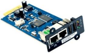CNDL801, Адаптер Импульс Карта SNMP DL801 для СПРИНТЕР/СТАЙЕР/ФРИСТАЙЛ, 1-3 кВА и 6000/10000ВА