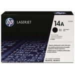 Картридж лазерный HP 14A CF214A черный (10000стр.) для HP LJ ...