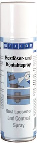 Удалитель ржавчины & контактный спрей. Rust Loosener & Contact Spray (400мл)