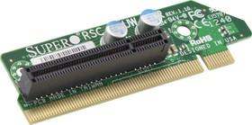 RSC-R1UW-E8R, Элемент корпуса Supermicro 1U RHS WIO Riser card with one PCI-E x8 slot