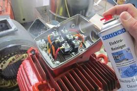 Очиститель электроконтактов (400 мл). Спрей.