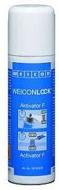 Фото 1/2 AN-Activator Spray (200мл) Активатор спрей для AN. Уменьшает время застывания WEICONLOCK и активизирует пассивные поверхности.