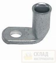 Наконечники медные угл. для тонкопровол. особогибких провод.16мм2 М8
