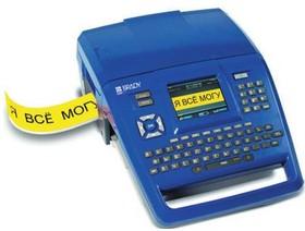Принтер BMP71, русско-англ. клавиатура. В компл.: LabelMark, жесткий кейс, батарея, адаптер, USB кабель, переходник для материалов TLS/Handi