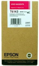 Картридж EPSON C13T614300 пурпурный