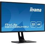 Фото 7/9 XB3288UHSU-B1, Монитор жидкокристаллический IIYAMA Монитор LCD 31.5'' [16:9] 3840x2160(UHD 4K) VA, nonGLARE, 300cd/