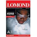 Термотрансфер Lomond 0808315 A3/140г/м2/50л./белый для ...
