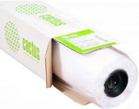 Бумага Cactus CS-PP230-61030 610мм-30м/230г/м2/белый универсальная (с покрытием)