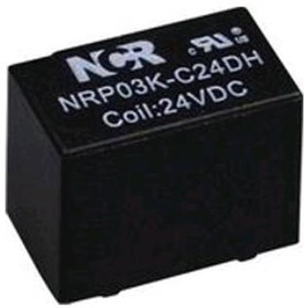 NRP-03K-C-05D-H, Реле 1 пер. 5V /2A, 120VAC