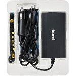Фото 7/9 Блок питания Buro BUM-0031T65 ручной 65W 12V-24V 11-connectors 3.2A 1xUSB 0.6A от бытовой электросети/от прикуривателя