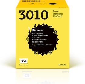 Картридж T2 106R02183 TC-X3010, черный