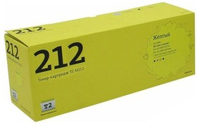 Картридж T2 TC-H212 желтый