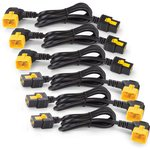 AP8716R, Power Cord Kit (6 ea), Locking, C19 to C20 (90 ...