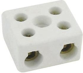 KKB2.5/2, Клеммный блок керамический 2pin