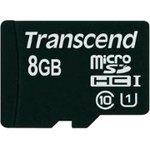 TS8GUSDU1, 8GB microSDHC Class10 UHS-I 300X PREMIUM + adapter