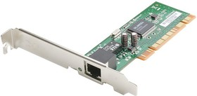 DFE-520TX (OEM), Fast Ethernet PCI NIC unpacked from 20-pack
