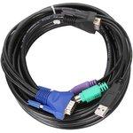 KVM-403, KVM 4-in-1 cable, 5m