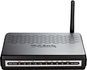 DSL-2650U/RA/U1A, ADSL/Ethernet/3g Router with Wireless N 150