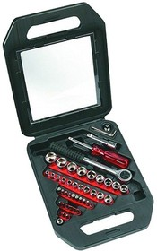 38D265, Набор инструментов, биты и торцевые насадки
