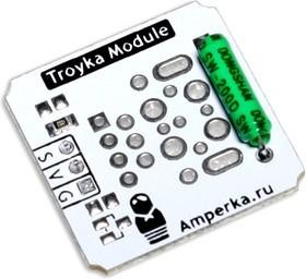Фото 1/2 Troyka-Tilt Sensor, Датчик наклона на основе SW-200D для Arduino проектов