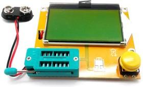 Фото 1/4 MP700, Тестер параметров и исправности электронных компонентов (R/L/C, N/P/M, ESR)