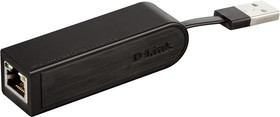 Фото 1/3 DUB-E100, Сетевой адаптер Fast Ethernet DUB-E100 USB 2.0