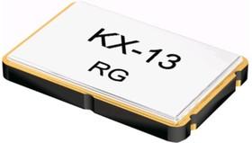 8.0 МГц, KX-13T, Кварцевый резонатор