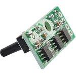 Фото 2/2 SCPS0037-13V-0.05, Кнопочный контроллер импульсного стабилизатора напряжения с памятью, до 13 В, шаг 0.05 В