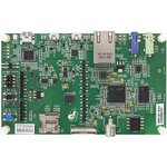 Фото 2/2 STM32F746G-DISCO, Отладочная плата на базе ARM Cortex-M7 для мультимедия, Arduino, TFT, Ethernet,USB, камера