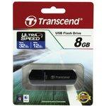 Фото 3/3 TS8GJF600, Флеш-накопитель Transcend 8GB JETFLASH 600 (Blue)