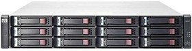 Фото 1/2 AP840A, Корпус HPE HP StorageWorks P2000 DC-power LFF Chassis