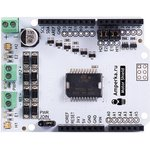 Фото 3/3 Motor Shield (2 канала, 2 А), Плата управления двигателями на основе L298P для Arduino проектов