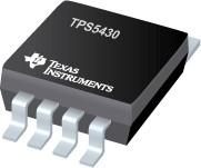 TPS5430DDAR, DC-DC преобразователь, понижающий, 3А [HSOIC-8]
