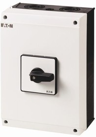 T5-4-15682/I5, 6 pole IP65 on/off switch