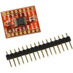BB-ADS1220, Плата 4-х канального сигма-дельта АЦП 24-Бит форм-фактора Breakboard