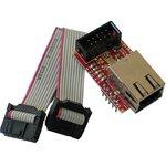 MOD-ENC28J60, Ethernet-модуль на основе ENC28J60 с ...