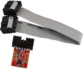MOD-HMC5883L, 3-осевой цифровой компас с 12-бит АЦП с интерфейсом UEXT и I2C