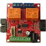 Фото 3/3 MOD-IO2, Плата ввода вывода с реле, GPIO, интерфейсом UEXT