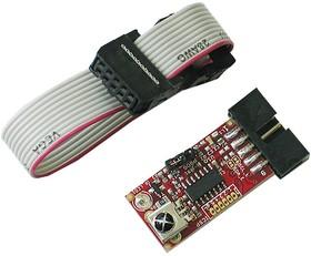 Фото 1/3 MOD-IRDA+, ИК приемник с МК PIC16F1503, интерфейс UEXT и I2C