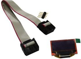 Фото 1/3 MOD-OLED-128x64, OLED Дисплей 128х64 пикселей с интерфейсом UEXT и I2C
