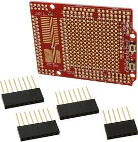 Фото 1/3 PROTO-SHIELD, Печатная плата для прототипирования шилдов для Maple, Pinguino, Arduino