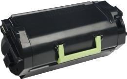 52D5X0E, Картридж Lexmark с тонером сверхвысокой ёмкости для MS811/MS812, Corporate (45K)