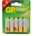 Батарейка GP Super Alkaline АА (LR6) 15A5/5-2CR10