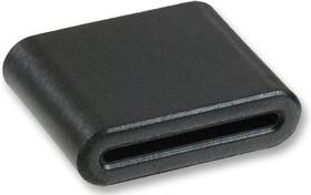 28R0756-200, Ферритовый сердечник для плоского кабеля, 140Ом, 100МГц, 15мм x 1.15мм