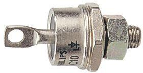 Фото 1/2 VS-12F120, Модуль диода, 1.2 кВ, 12 А, 1.26 В, VS-12 Series